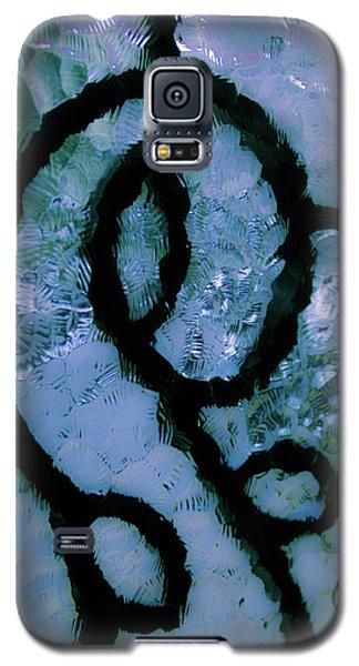 Glass Dinosaur Wants A Hug Galaxy S5 Case