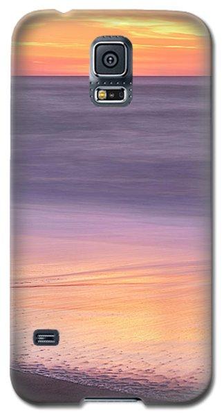 Gleneden Beach Sunset Galaxy S5 Case