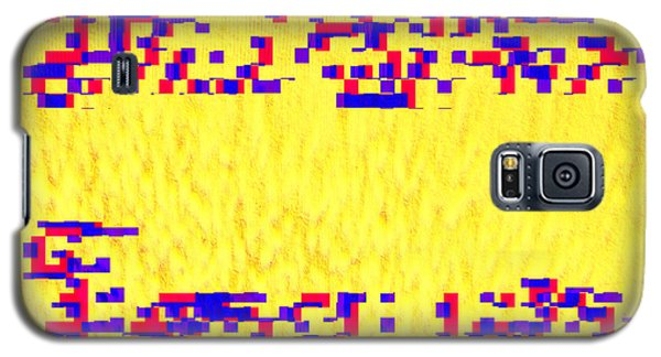 Glitched Love Galaxy S5 Case