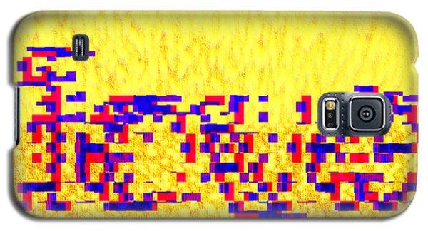 Glitched Love Galaxy S5 Case