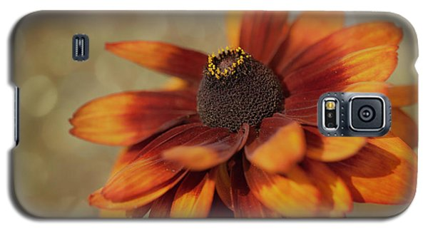 Galaxy S5 Case featuring the photograph Gloriosa Daisy by Jacqui Boonstra