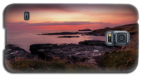 Godrevy Sunset - Cornwall Galaxy S5 Case