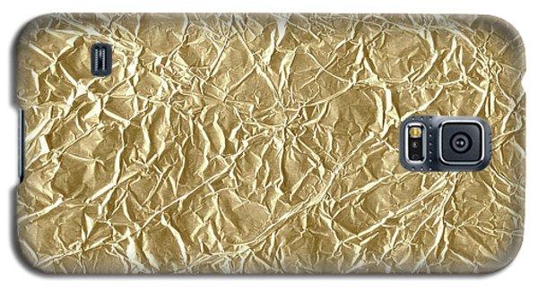 Gold Cute Gift Galaxy S5 Case