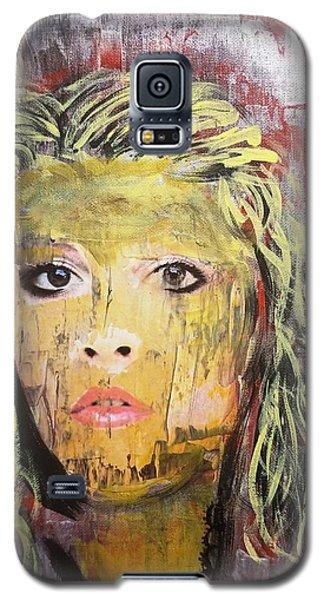 Gold Dust Woman Galaxy S5 Case