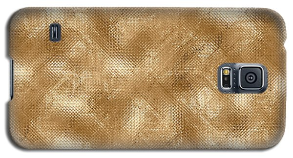 Gold Metal  Galaxy S5 Case