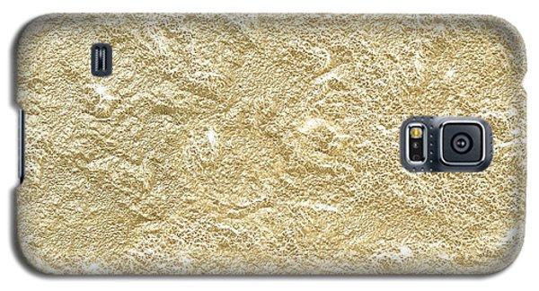 Gold Stone  Galaxy S5 Case