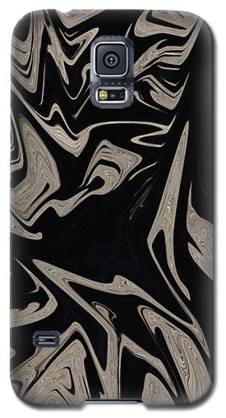 Golden Black Galaxy S5 Case
