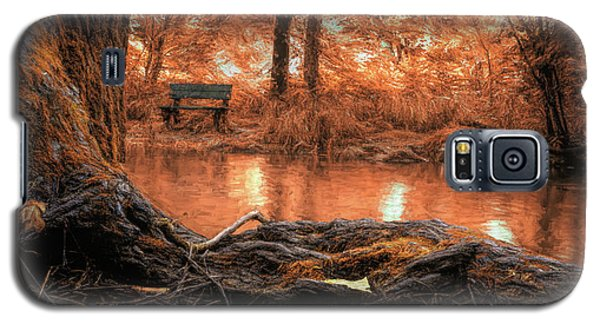 Golden Creek Vision Galaxy S5 Case