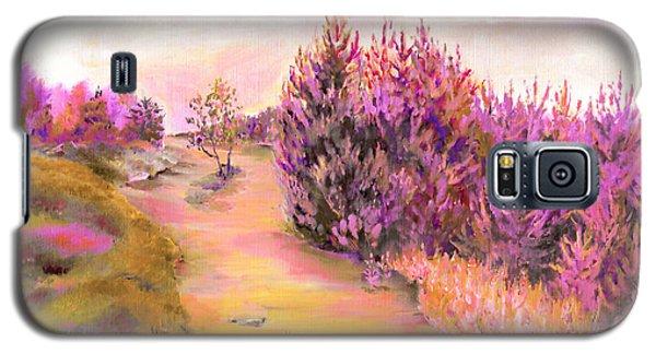 Golden Forest Galaxy S5 Case