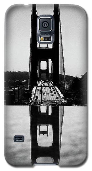 Golden Gate Reflection Galaxy S5 Case