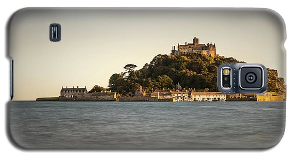 Golden Hour At St Michael's Mount Galaxy S5 Case