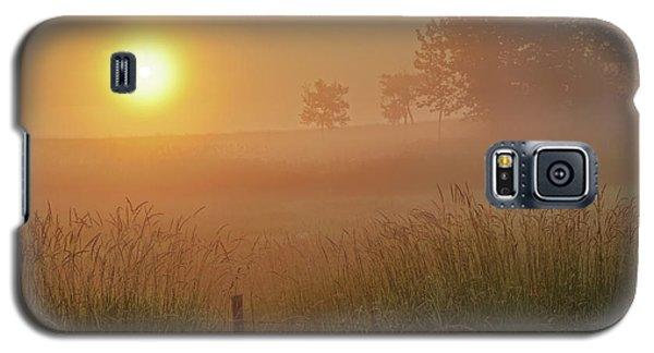 Golden Morning Galaxy S5 Case