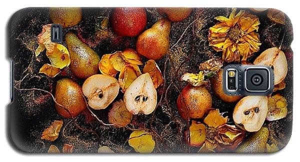 Golden Pear Tree Galaxy S5 Case