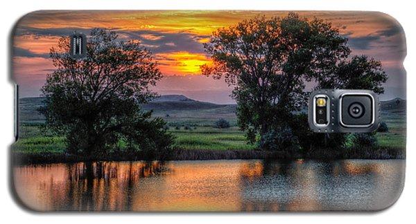 Golden Pond At 36x60 Galaxy S5 Case