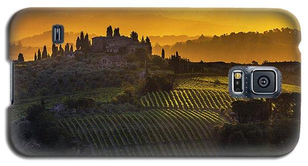 Golden Tuscany Galaxy S5 Case