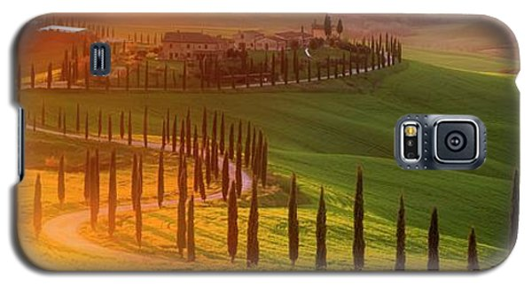 Golden Tuscany II Galaxy S5 Case