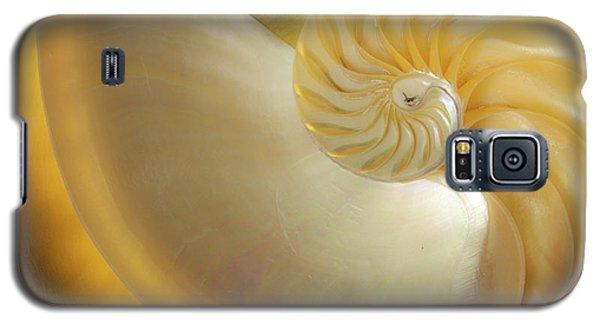 Golden_nautilus_0692 Galaxy S5 Case