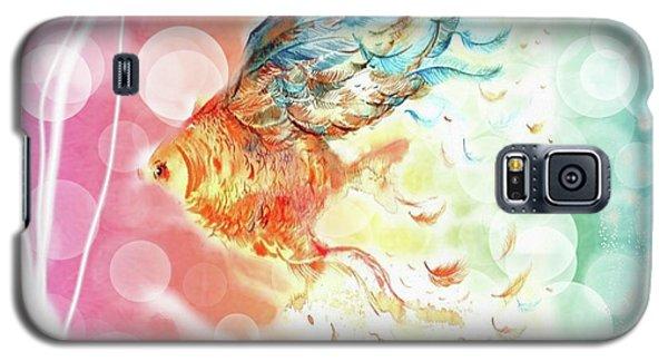 Goldfin Galaxy S5 Case