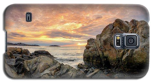 Good Harbor Rock View 1 Galaxy S5 Case