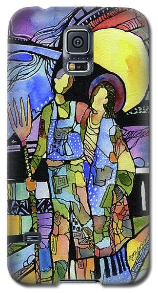 Gothic Friends Galaxy S5 Case