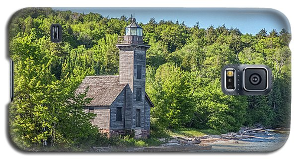 Grand Island East Channel Lighthouse, No. 2 Galaxy S5 Case