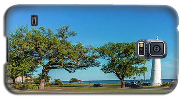 Grand Old Lighthouse Biloxi Ms Collage A1e Galaxy S5 Case