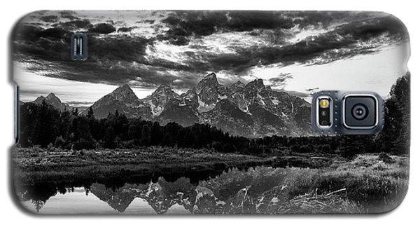 Grand Tetons, Wyoming Galaxy S5 Case