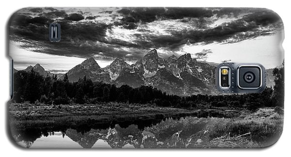 Grand Tetons, Wyoming Galaxy S5 Case