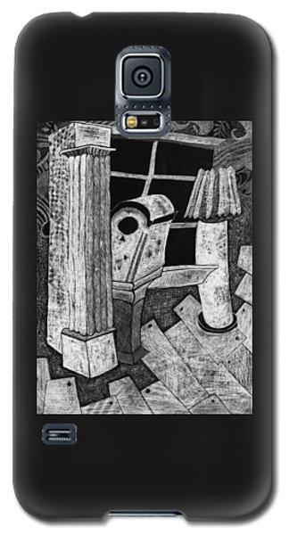 Grandfather Clock Galaxy S5 Case