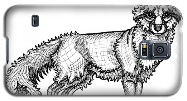 Gray Fox Galaxy S5 Case