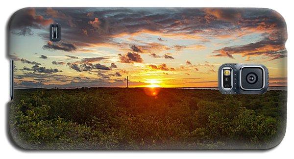 Great Exuma Sunrise Galaxy S5 Case