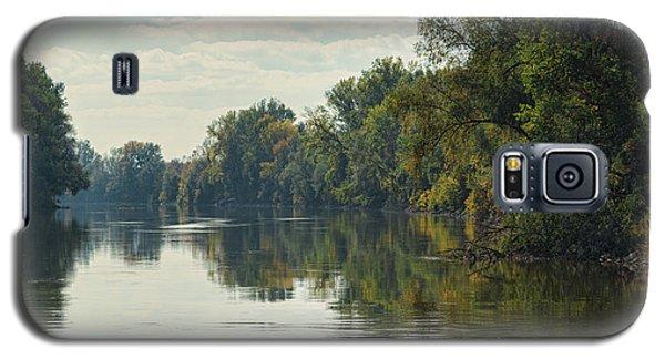 Great Morava River Galaxy S5 Case