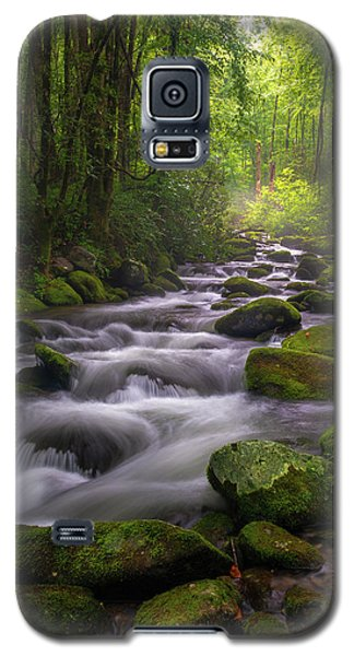 Great Smoky Mountains Gatlinburg Tennessee Galaxy S5 Case