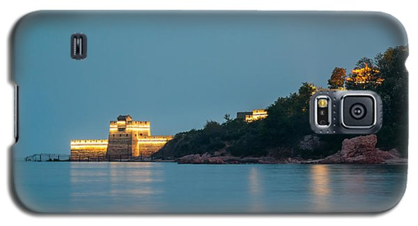 Great Wall At Night Galaxy S5 Case