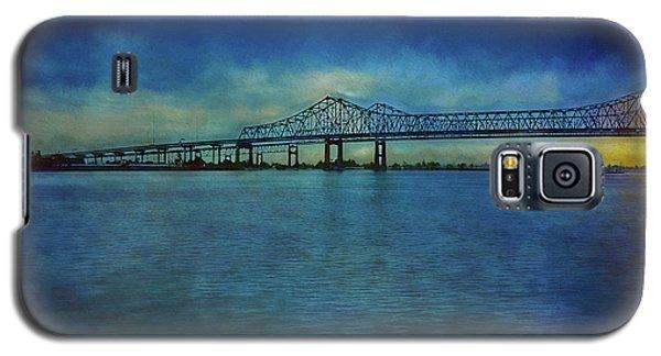 Greater New Orleans Bridge Galaxy S5 Case