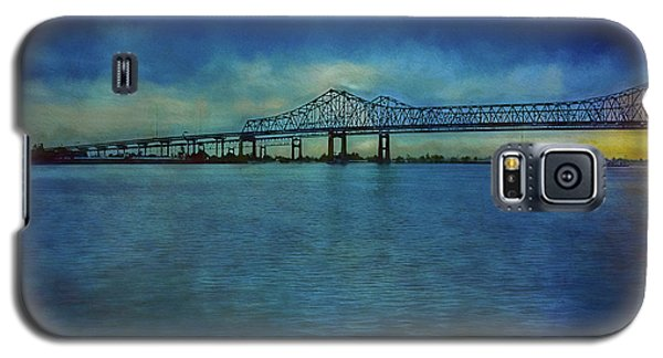 Greater New Orleans Bridge Galaxy S5 Case
