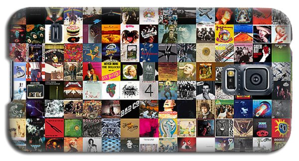 Greatest Rock Albums Of All Time Galaxy S5 Case