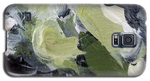 Green #1 Galaxy S5 Case