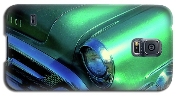 Green 1955 Buick Special Galaxy S5 Case