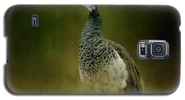 Green Gem In The Meadow  Galaxy S5 Case