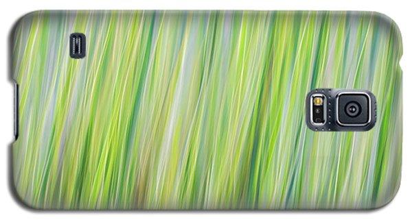 Green Grasses Galaxy S5 Case