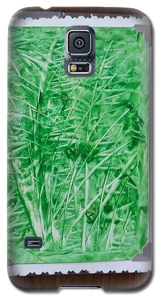 Green Jungle Galaxy S5 Case