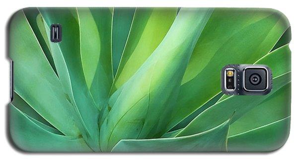 Green Minimalism Galaxy S5 Case