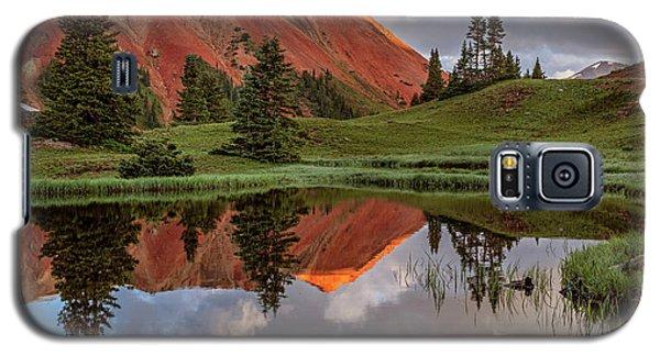 Grey Copper Gulch Galaxy S5 Case
