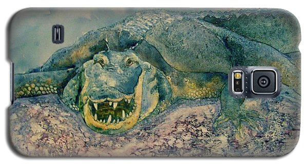 Grinning Gator Galaxy S5 Case