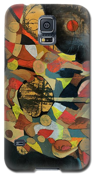 Grounded In Art Galaxy S5 Case