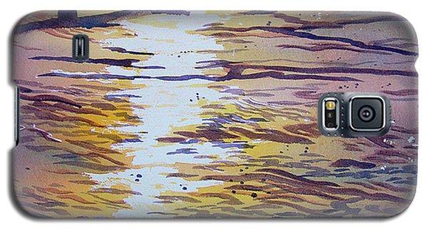 Groynes And Glare Galaxy S5 Case