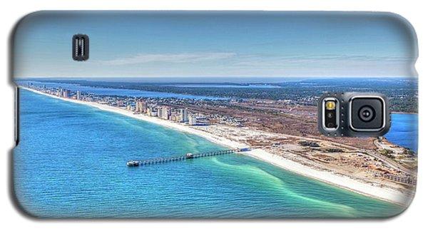 Gsp Pier And Beach Galaxy S5 Case