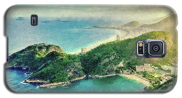 Guanabara Bay Galaxy S5 Case