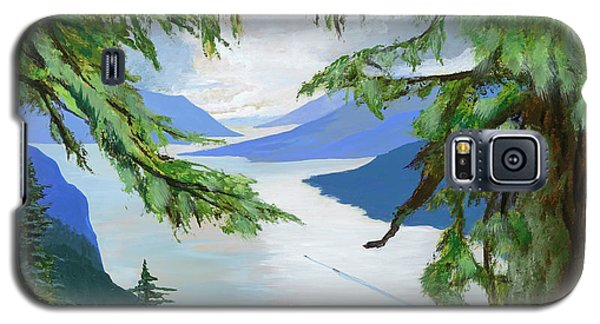 Guided Through The Fjords Galaxy S5 Case
